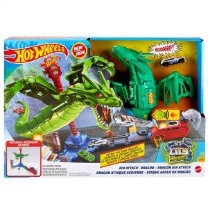 הוט ווילס - דרקון התקפה אווירית