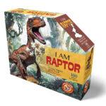 24974פאזל צורני דינוזאור – 100 חלקים