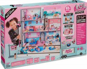 LOL - בית בובות ענקי!