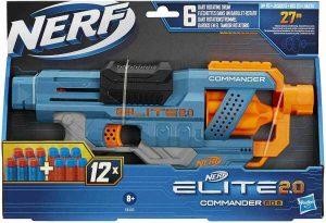נרף אליט 2.0 קומנדר - Nerf Elite Comander