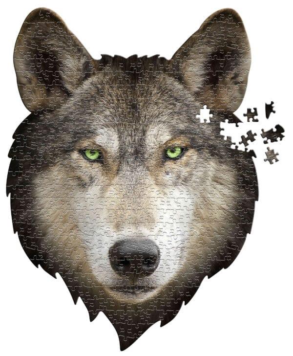 פאזל צורני זאב - 550 חלקים