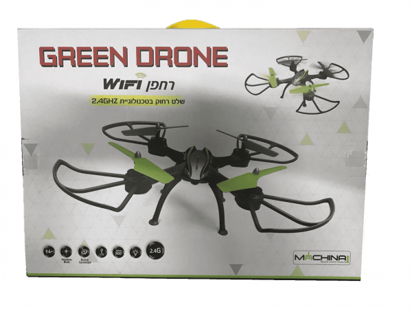 רחפן WIFI GREEN DRONE
