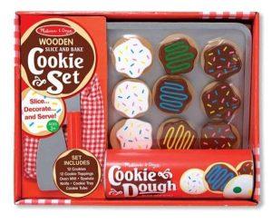 מארז עוגיות מעץ - מליסה ודאג