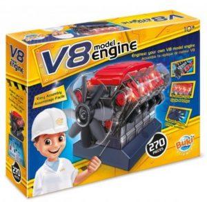 ערכת מדע להרכבת מנוע 8V