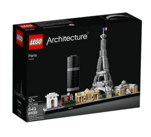 לגו ארכיטקטורה - פריז 21044