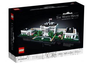 לגו ארכיטקטורה - הבית הלבן 21054