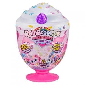 ביצת ריינבוקורן Rainbocorns - מילקשייק הפתעות