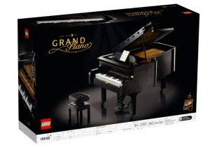 לגו רעיונות - פסנתר כנף 21323