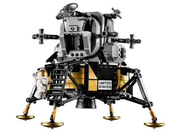 """לגו קריאטור - נחיתת אפולו 11 של נאס""""א 10266"""
