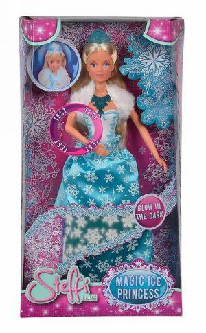 סטפי - בובת נסיכת הקרח