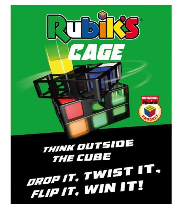 קוביית רוביקס הכלוב המסתובב - Rubik's Cage