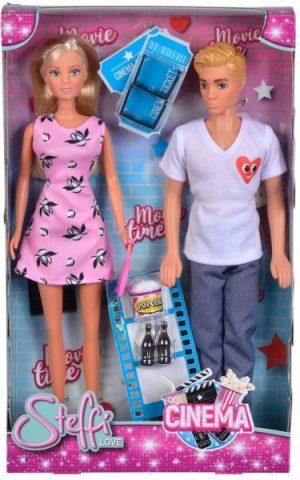 סטפי - בובת סטפי ובן זוג בקולנוע