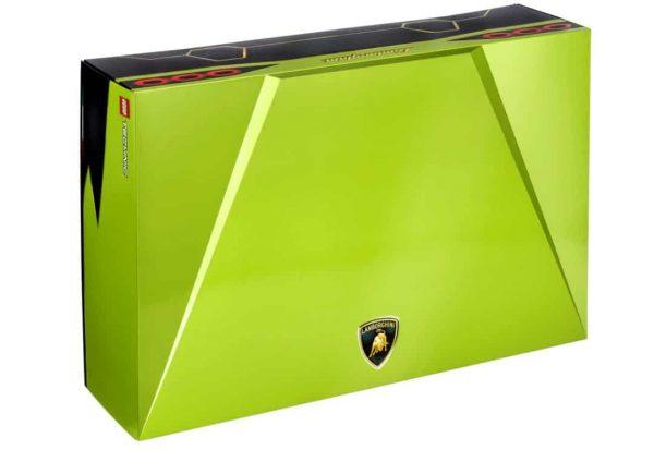 לגו טכני - למבורגיני ירוקה 42115