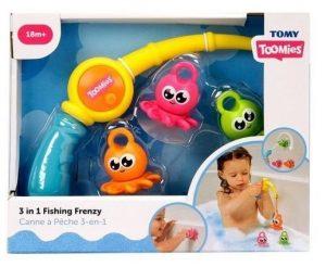 משחק לדוג באמבטיה - טומי