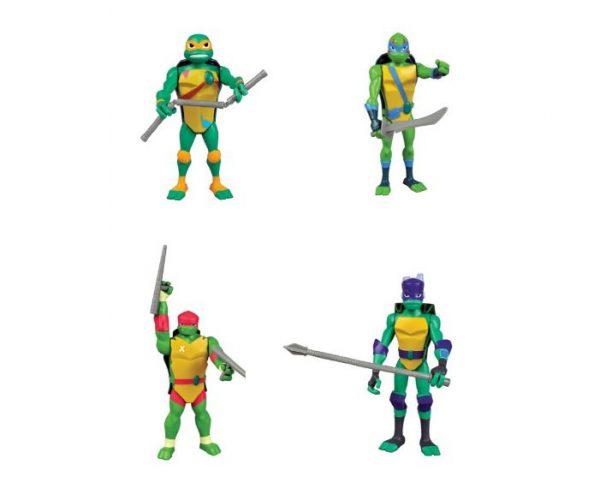 צבי הנינג'ה - דמויות צבי נינג'ה - בחרו דמות!
