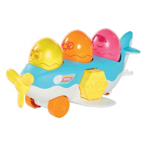 מטוס טען וסע עם ביצים - טומי