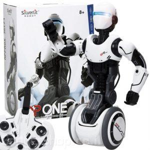OP ONE - רובוט גדול על שלט