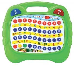 ילדים לומדים אותיות ומספרים