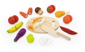 ויגה - מגש חיתוך אוכל