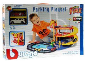 בוראגו - חניון ענקי + 2 מכוניות