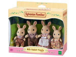 משפחת סילבניאן - משפחת ארנבונים