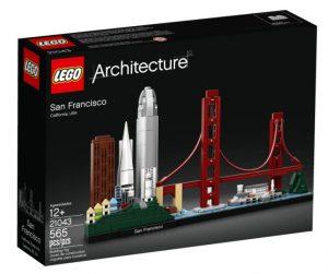 לגו ארכיטקטורה - סאן פרנסיסקו 21043