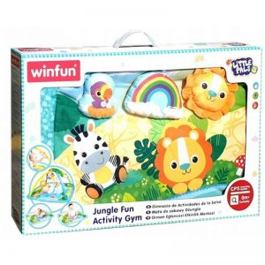 WinFun - אוניברסיטת ג'ונגל לתינוק