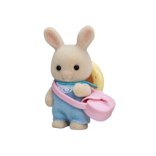 משפחת סילבניאן - תינוקת ארנבונת שוקולד
