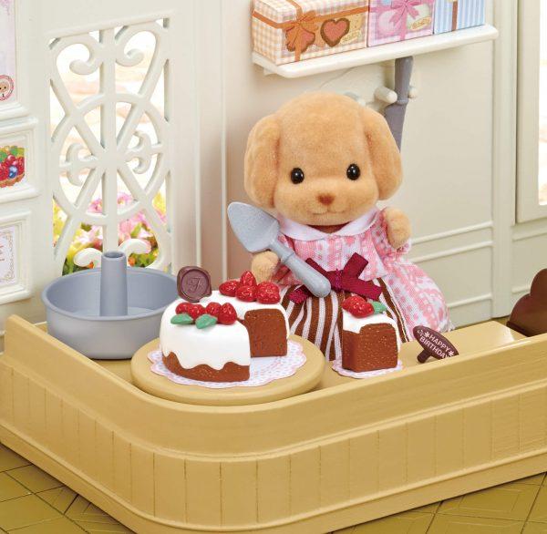 משפחת סילבניאן - ערכת הכנת עוגות