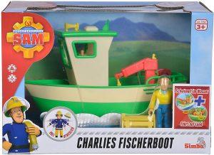 סמי הכבאי - סירת הדייגים של צ'רלי