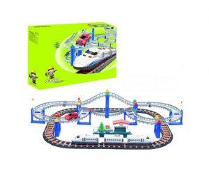 Rapid Transit - רכבת חשמלית גדולה 9916