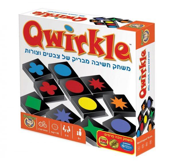 קווירקל Qwirkle - פוקסמיינד