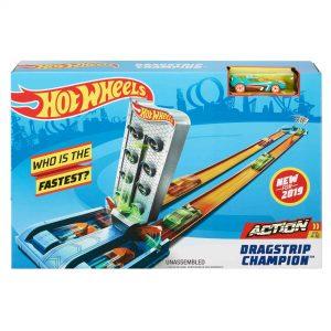 הוט ווילס - מסלול שיגור מכוניות מירוץ