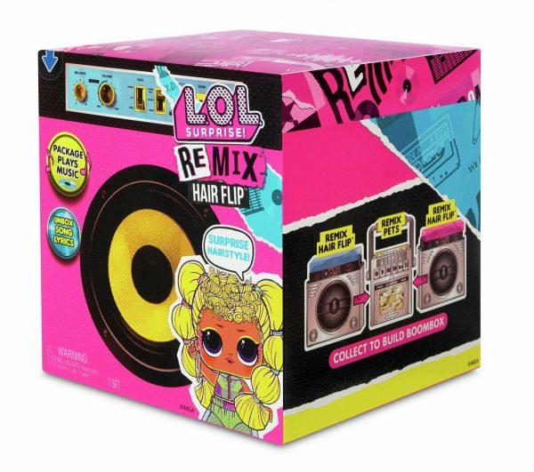 LOL Surprise Remix - לול רמיקס שיער מתחלף