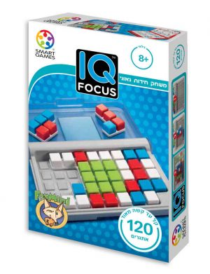 פאזלר IQ Focus - פוקסמיינד