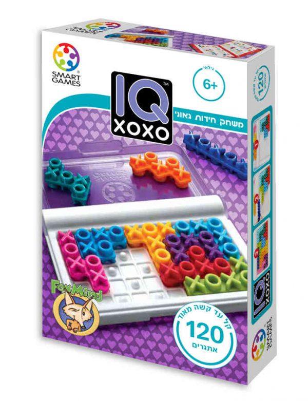 פאזלר IQ XOXO - פוקסמיינד