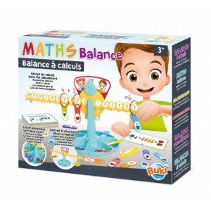 ערכת משחק ללימוד חשבון ומתמטיקה - בוקי צרפת