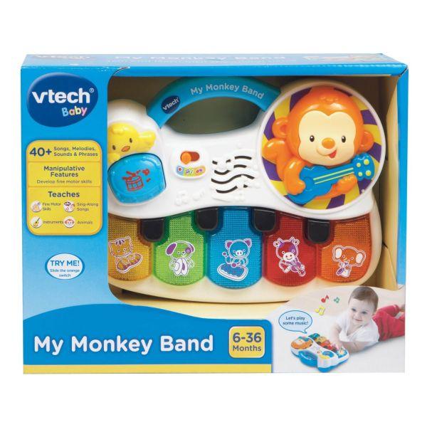 Vtech - הפסנתר של להקת הקופיף שלי