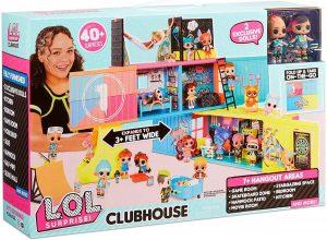 LOL Surprise  - קלאב האוס עם המון הפתעות ו-2 בובות ייחודיות