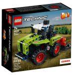 34289לגו טכני – טרקטור חווה ירוק 42102