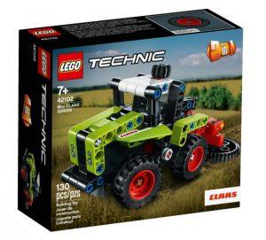 לגו טכני - טרקטור חווה ירוק 42102