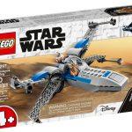 33697לגו מלחמת הכוכבים – מטוס ההתנגדות 75297