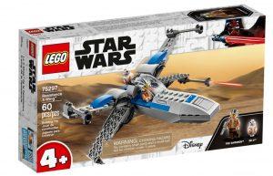 לגו מלחמת הכוכבים - מטוס ההתנגדות 75297