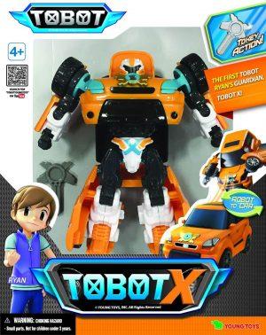 טובוט X - רובוט ההופך למכונית
