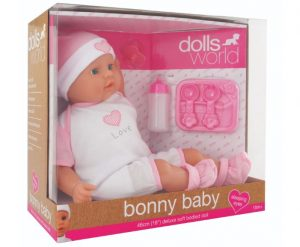Dolls World - עולם הבובות - בוני התינוקת