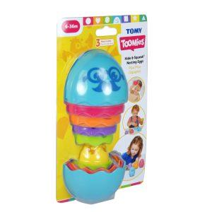 בבושקה ביצים - טומי