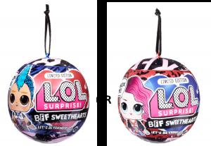 LOL Surprise BFF - לול פאנק בוי או רוקרית