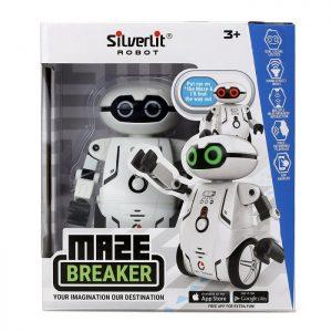 סילברליט - רובוט מפצח מבוכים