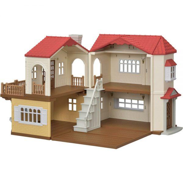 משפחת סילבניאן - בית משפחת סילבניאן עם אורות 5302 - חדש!