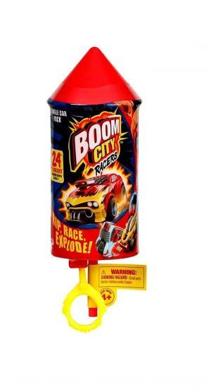 Boom City Races - מכונית מהירה מתפוצצת
